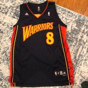 Golden State Warriors Monta Ellis Adidas Jersey